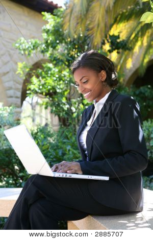 Business Woman Student