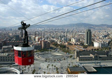 Telesferic Barcelona
