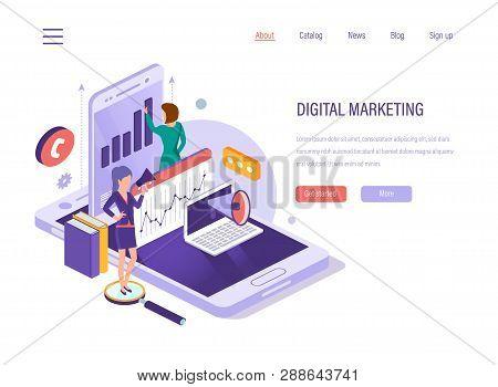 Digital Marketing. Social Network, Media Planning, Business Analytics, Content Strategy.