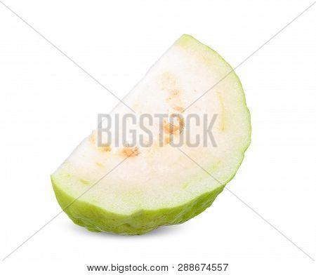 Slice Guava Fruit Image & Photo (Free Trial) | Bigstock