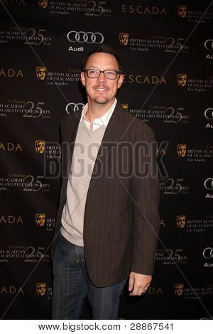 LOS ANGELES - JAN 14:  Matthew Lillard arrives at  the BAFTA Award Season Tea Party 2012 at Four Seaons Hotel on January 14, 2012 in Beverly Hills, CA