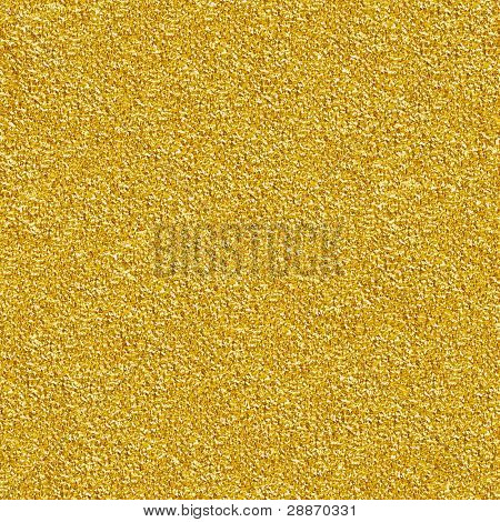 Seamless  golden background.