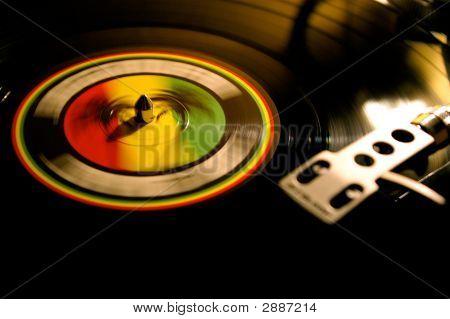 Rasta Vinyl