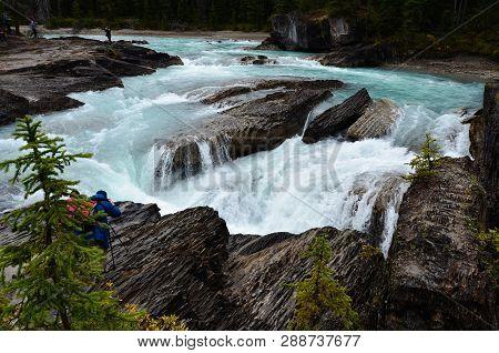 Bragg Creek Upper Falls 2