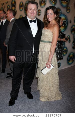 LOS ANGELES - JAN 15:  Eric Stonestreet. arrives at  the HBO Golden Globe Party 2012 at Beverly Hilton Hotel on January 15, 2012 in Beverly Hills, CA