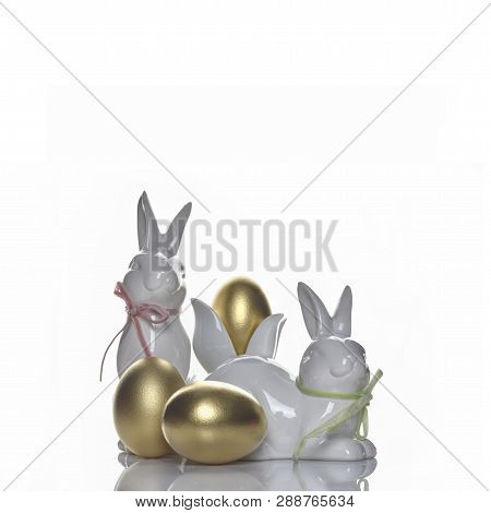 Easter Holiday Concept Background