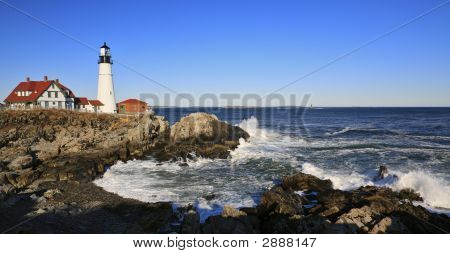 Fort Williams Lighthouse