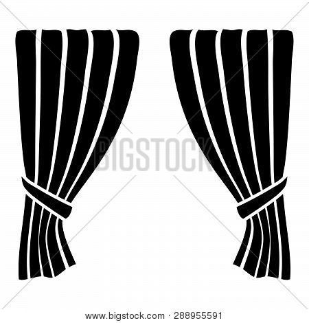 Curtains Blind Curtain Shutter Curtain Shade Portiere Drapes For Ceremony Performance Luxurious Curt
