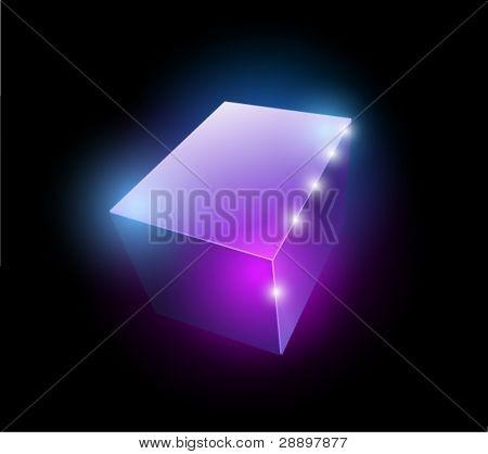 3d color cube