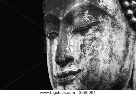 Face Of Buddah Thailand