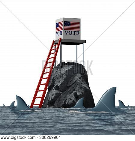 Election Suppression And United States Vote Problem Or Suppressed Voters In The Us As A Voting Issue