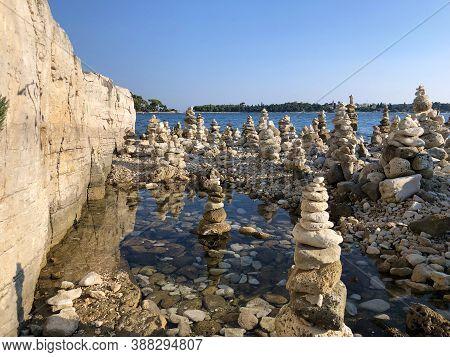 Golden Cape Forest Park Zlatni Rt, Rovinj (rovigno) - Istria, Croatia