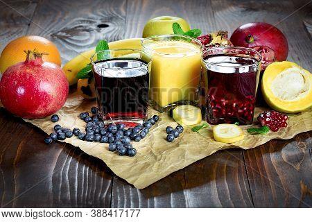 Helty Drinks - Beverage, Exotic Fruit Juice, Choke Berry Juice, (aronia Juice), Pomegranate Juice, B