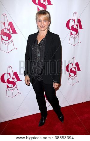 LOS ANGELES - OCT 29:  Gabrielle Carteris arrives at the Casting Society of America Artios Awards at Beverly Hilton Hotel on October 29, 2012 in Beverly Hills, CA