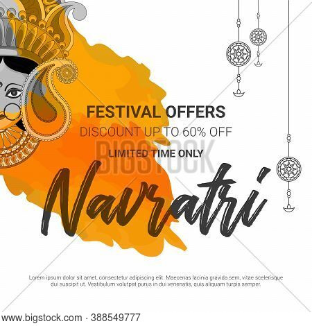 Navratri_ Durga_pooja_04.eps
