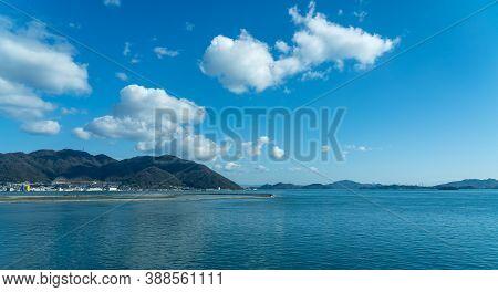 Islands Of The Seto Inland Sea. Kosagijima, Sagishima, Hosojima, Hiroshima Prefecture, Japan