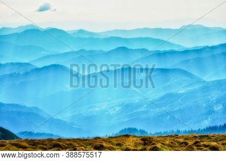 Blue Mountains Nature Landscape