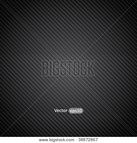 Metal stripes vector texture - brighter