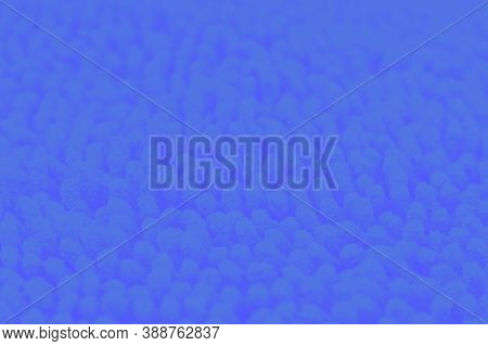 Blue Blurred Abstract Background With Light Spots, Patchy