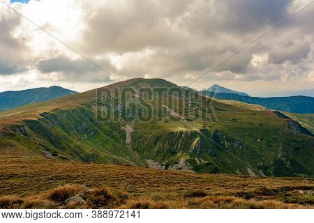 Landscapes Of The Montenegrin Ridge, Summer Landscapes Of The Carpathian Mountains, Epic Photos Of T