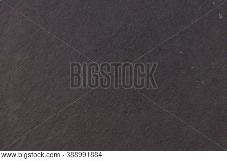 A Black Natural Slate Texture For Background