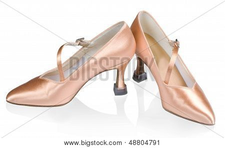 Beautiful Shoes For Ballroom Dancing