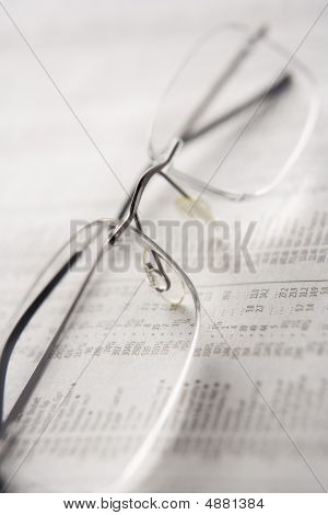 Pair Of Reading Glasses