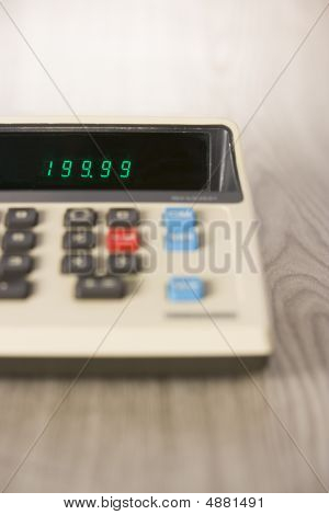 Outdated Calculator