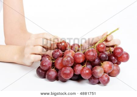 Tasty Grapes