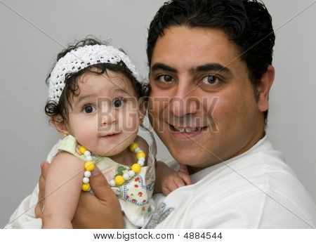 Baby And Dad