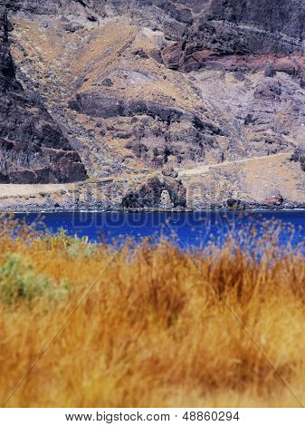 Roque De La Bonanza, Hierro