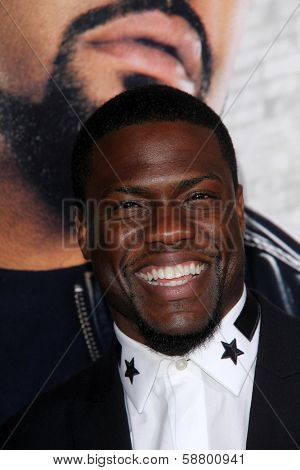 LOS ANGELES - JAN 13:  Kevin Hart at the