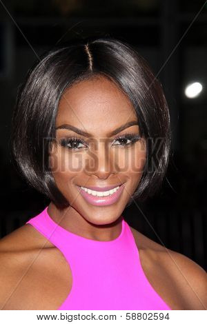 LOS ANGELES - JAN 13:  Tika Sumpter at the