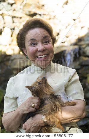 Funny Expression Grandma