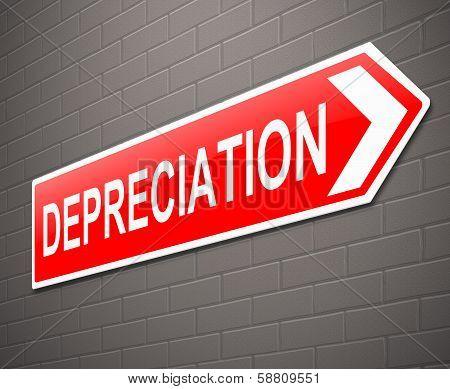 Depreciation Concept.