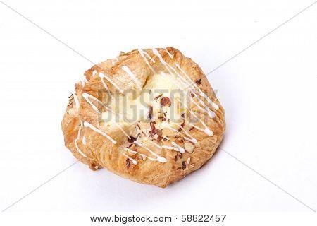 Vanilla Cream Danish