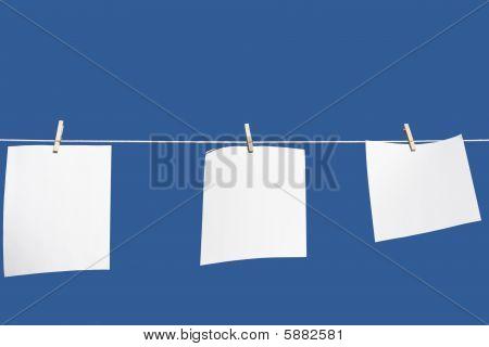 Paper Hang