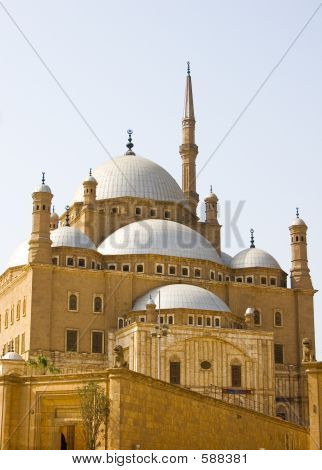 Mosque Of Mohamad Ali