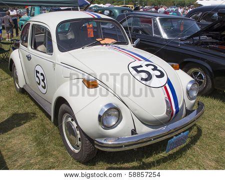 1971 Herbie The Love Bug Beetle