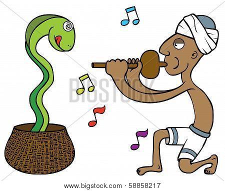 Snake Tamer