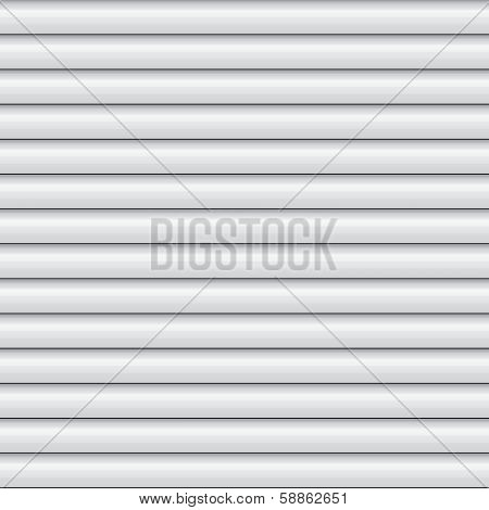 White Window Blinds Shade