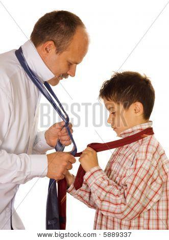 Tie Binding
