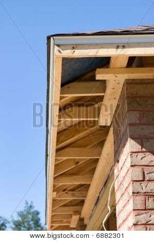 Home Soffit Framing