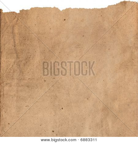 vintage paper background - perfect background with space for text or ima poster