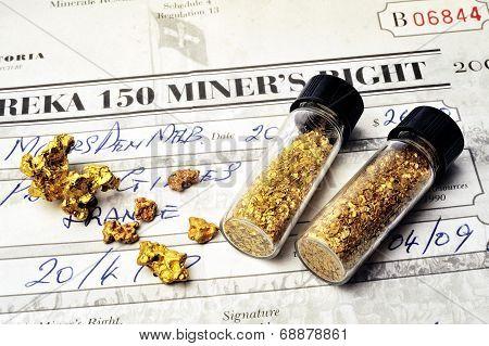 Mining Authorization