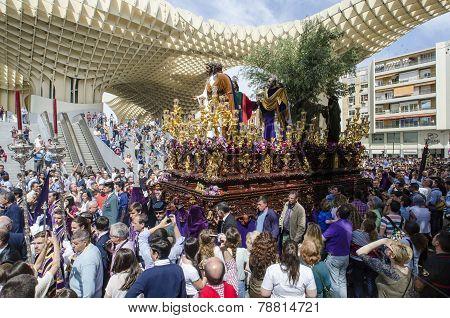 Holly Week In Seville