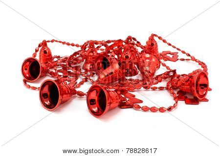 Garland Of Red Bells
