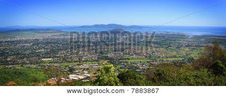 Townsville Aerial Mt Stuart