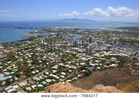 Townsville City Aerial