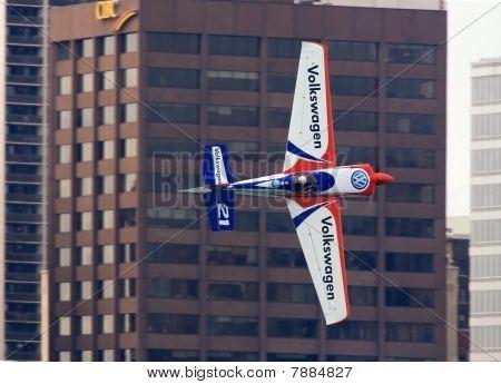 Red Bull Air Race Volkswagen Airplane